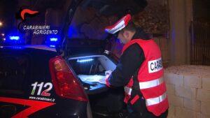 Carabinieri Agrigento, intensificati i pattugliamenti per Ferragosto. Interrotte tre serate danzanti non autorizzate